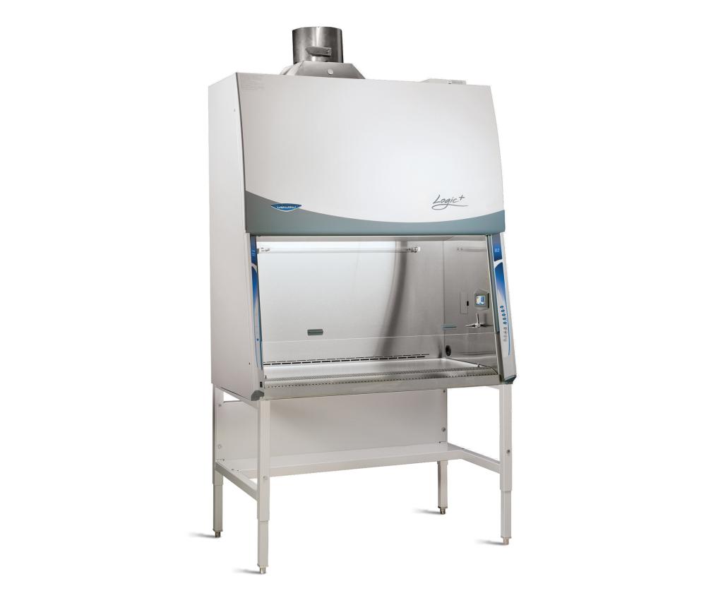 Purifier Logic+ B2 Biosafety Cabinet on Stand