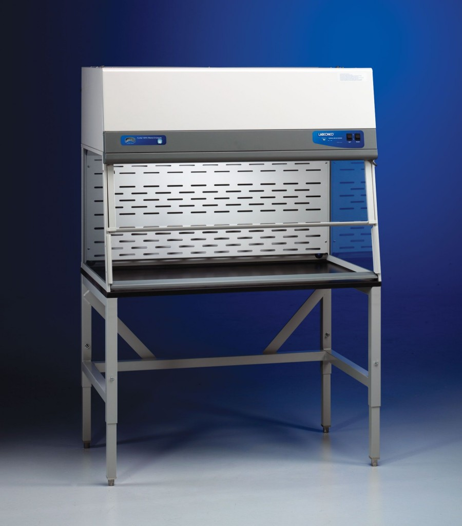 Purifier HEPA Filtered Safety Enclosures