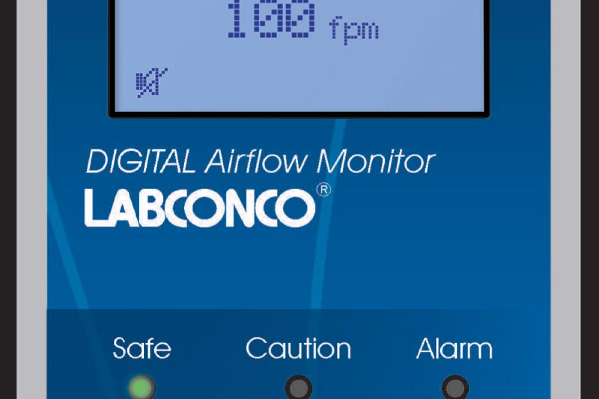 Guardian Digital Airflow Monitor