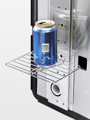 CApture Portable Stainless Steel Shelf