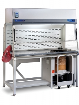 XPert Bulk Powder Filtered System Containment Hood