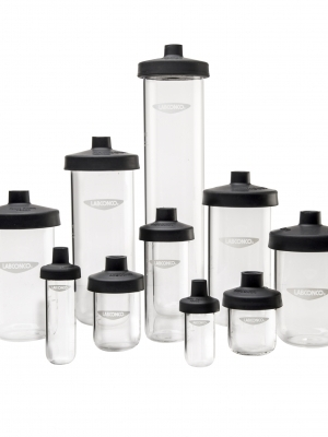 Clear Fast-Freeze Flasks Group