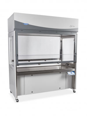 Logic Vue Class II Enclosure with sash at working height