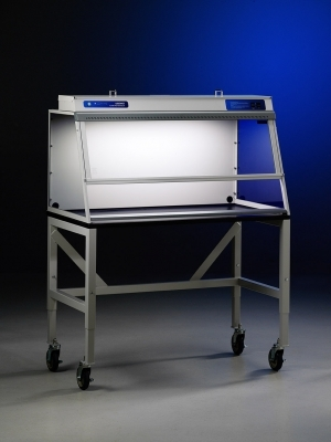 Non-Ventilated PCR Enclosure